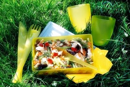 fiambrera picnic