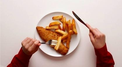 fritos menú escolar